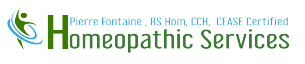 Homeopathic Services providing classical homeopathy in New York City. Pierre Fontaine, RSHom, CCH, CEASE Certified