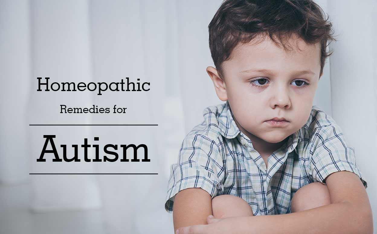 RECOVERING FROM AUTISM USING HOMEOPATHY