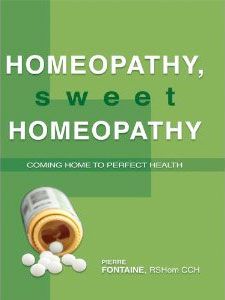 Homeopathy, Sweet Homeopathy Book Cover