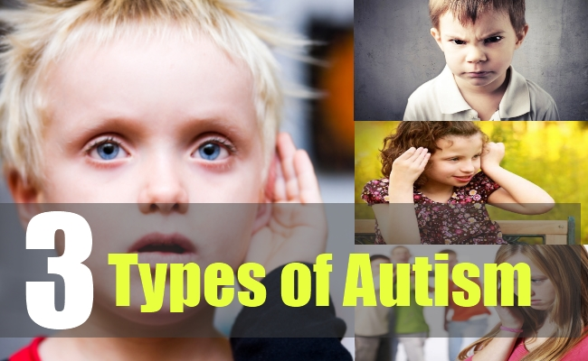 Different Types of Autism Spectrum Disorders In Child and Adults