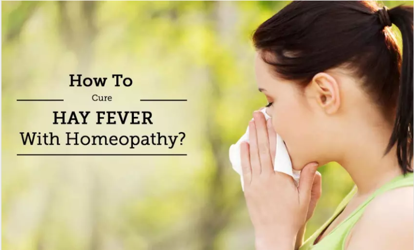 Homeopathy Remedies for Hay Fever-