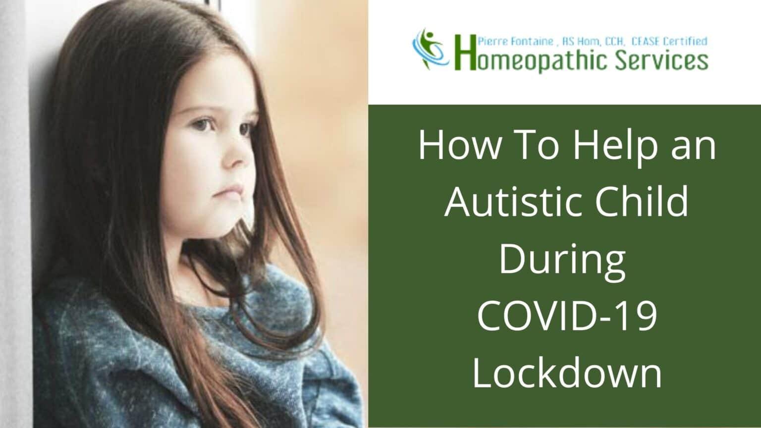 homeopathy autism treatment new york