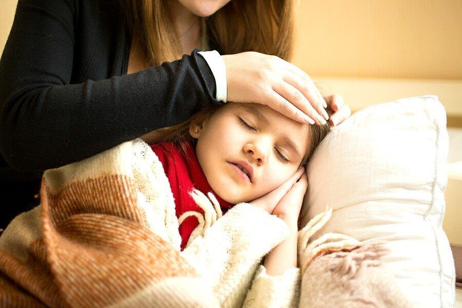 Child-with-Flu