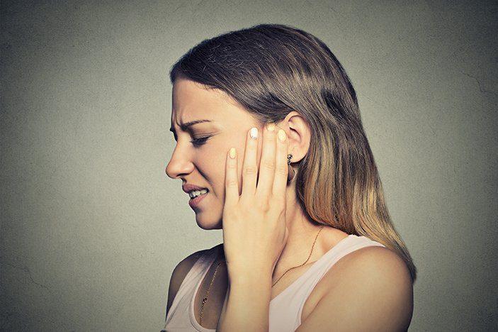 women earache homeopathy